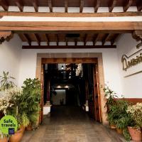 Mision Patzcuaro Centro Historico, hotel en Pátzcuaro