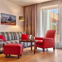 Privileged Lesna - with Garden Terrace, hotel v Tatranskej Lomnici