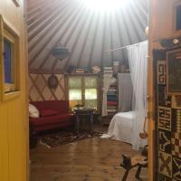 The Yurt in Abirim