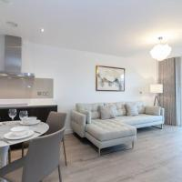 Luxury new 2 bed apartment in Manchester