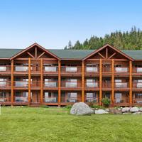 Kootenay Lakeview Resort BW Signature Collection, hotel em Balfour