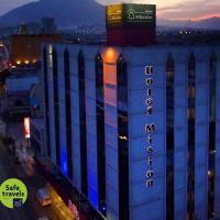 Mision Monterrey Centro Historico