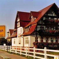 Zum Alten Ponyhof, hotel in Niemegk