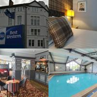 Best Western Stoke on Trent City Centre Hotel, hotel in Stoke on Trent