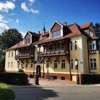 Willa Diament, Hotel in Kudowa-Zdrój