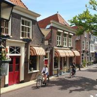 Hotel de Emauspoort, hotel in Delft