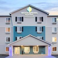 WoodSpring Suites Charlotte Shelby, hotel in Shelby