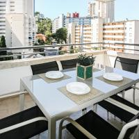 Awesome apartment in Benidorm with Outdoor swimming pool, Outdoor swimming pool and 2 Bedrooms