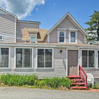 Bayside Weirs Beach Cottage Less Than Half Mile to Pier!, hotel in Laconia
