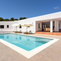 New Villa with Pool 19 mins from Ibiza town