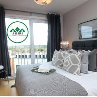 Aisiki Apartments at Clarendon Lofts 2Bedroom and 2Bath King or Twin beds with FREE WIFI FREE PARKING