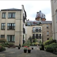 Beautiful luxury flat in the centre of Glasgow