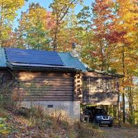 Fall Foliage Mountain View Cabin Smoky Mountains Bristol TN