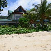 Moonlight Beach Villa, отель в Ла-Диге