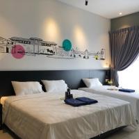 Pinstay Bayan Suites @ Aeropod Kota Kinabalu