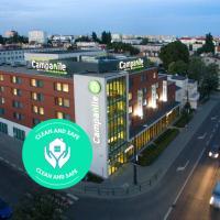 Campanile Bydgoszcz, hotel in Bydgoszcz
