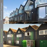 Whitstable Fisherman's Huts and New Warehouse Holiday Lets, hotel in Whitstable