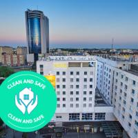 Premiere Classe Varsovie/Warszawa, hotel en Varsovia