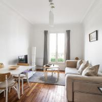 Lovely 2-bedroom near Paris and La Défense Asnières Welkeys