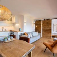 Ski-in Luxury Apartement in Center La Tzoumaz