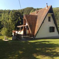 Idilična planinska kuća na 1200m nadmorske visine, hotel in Vlasina Rid