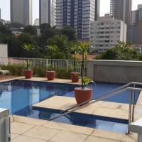Apartamento Novo Mobiliado na Rua do Paraíso