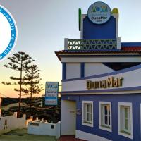 Apartamentos Dunamar: Vila Nova de Milfontes şehrinde bir otel