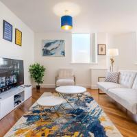 Grandeur Luxury Penthouse Apartment - CITY VIEW OF BIRMINGHAM - NETFLIX - SMART TV - FREE WIFI - BY MAEVELA