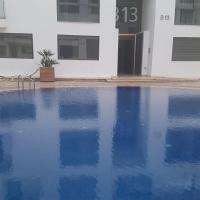 Appartement Agadir bay piscine et wifi