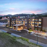 Best Western Plus Executive Residency Fillmore Inn, hotel in Colorado Springs