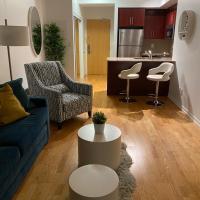 Toronto CN Tower Maple Leaf Square Luxurious 2 Bedroom Condo