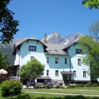 Hotel Tatry, hotel v Tatranskej Lomnici