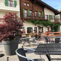 Café Cher-Mignon et Chambres d'hôtes, hôtel à Chermignon-d'en Haut