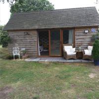 Quiet rural garden room