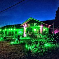 HOTEL EUROPA, hotel em Alto Paraíso de Goiás