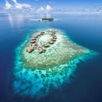 Raffles Maldives Meradhoo, hotel in Gaafu Alifu Atoll