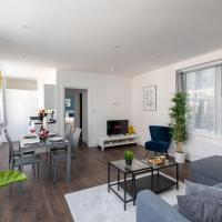 homely - Central London Liverpool Street Apartments, hotel in Spitalfields, London