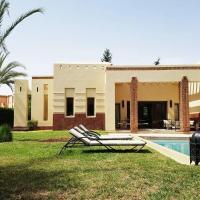 kech Villa 2 en exclusivité piscine privée