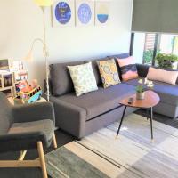 Cozy, homely apartment CBR central