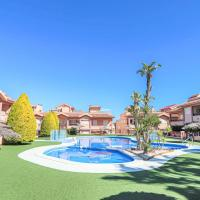 Awesome home in Santa Pola with Outdoor swimming pool and 2 Bedrooms
