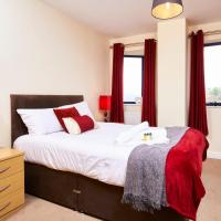 Luxe Apartment No.14: Spacious city centre apartment with secure parking