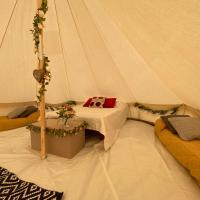 Honey Pod Farm Bell Tents