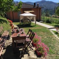 Villa Chanel con Sauna, immersa nel verde vista Alpi Apuane, situata in Toscana, Casola in Lunigiana