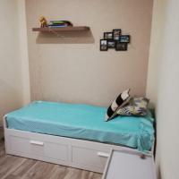 Уютная квартира-студия посуточно