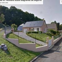 Petite maison aux abords de Bagnères de Bigorre