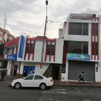 Sleeping House, hotel em Guaranda