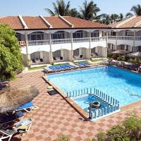 Cape Point Hotel, hotel in Bakau