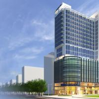DIAMOND STARS BEN TRE HOTEL, hotel in Ben Tre