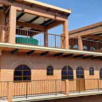 La Casa de los Sentidos, готель у місті Alpuyeca