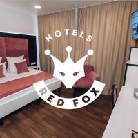Отель RedFox в центре